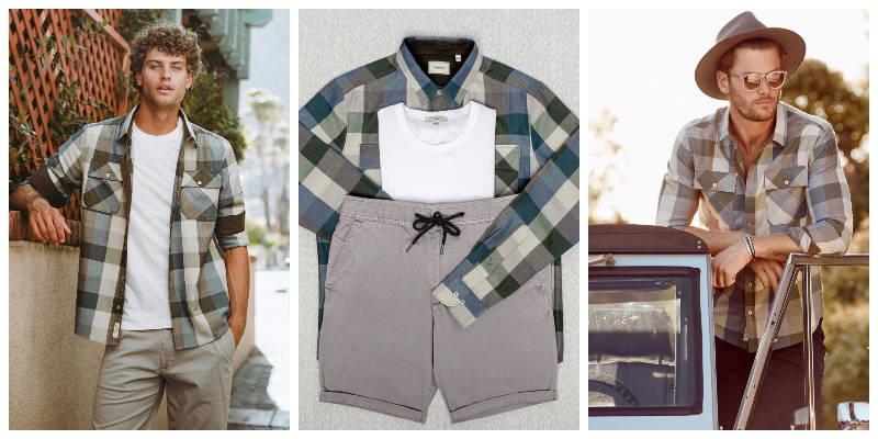 Colt Double Pocket Flannel Shirt