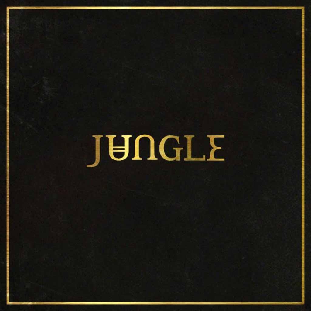 Jungle 'Jungle' Album Cover