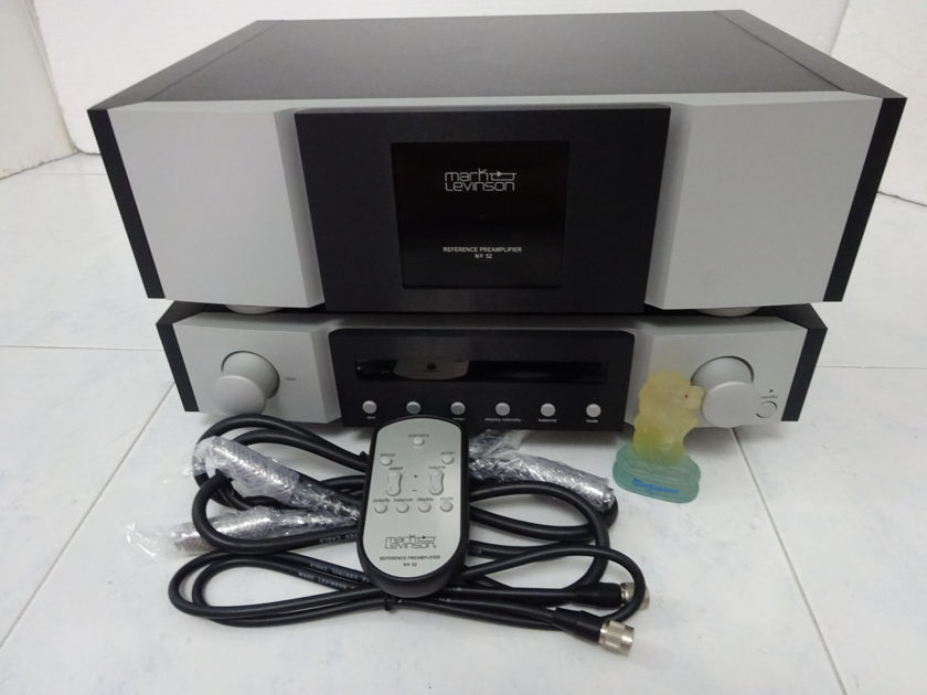 Mark Levinson No. 52 Reference Dual-Monaural Preamplifier - Free shipping (230-240v@50/60Hz)