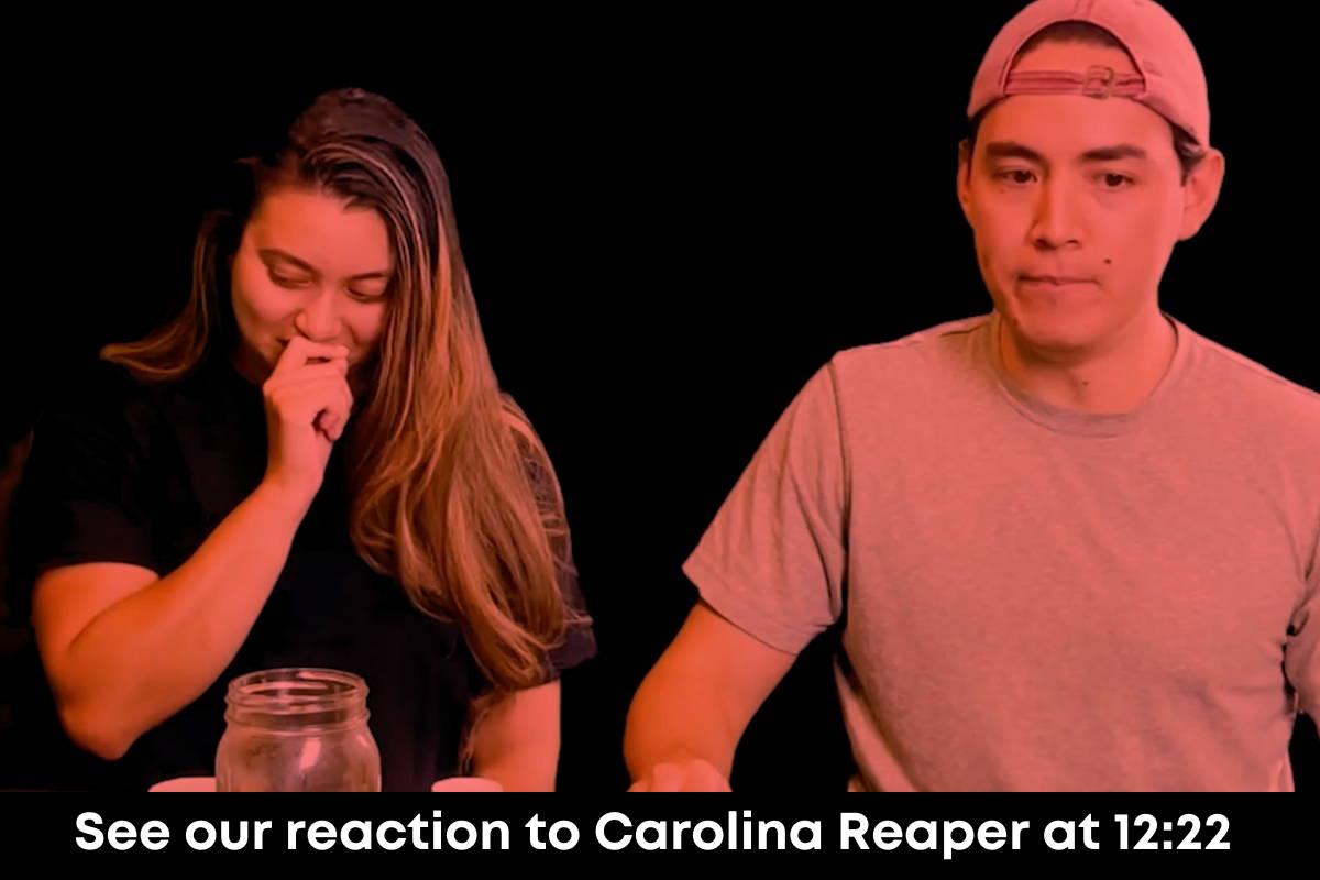 Mike's Carolina Reaper Hot Sauce