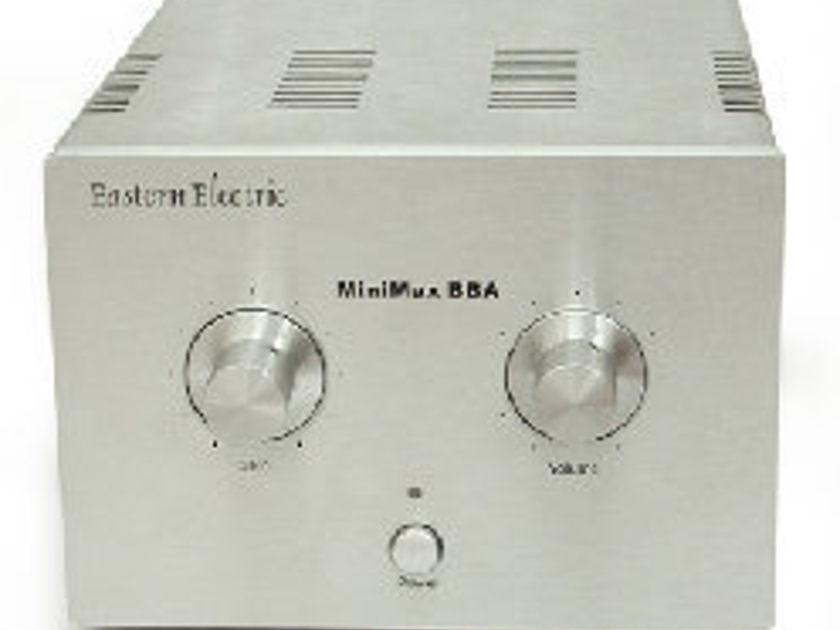 Eastern Electric MiniMax BBA