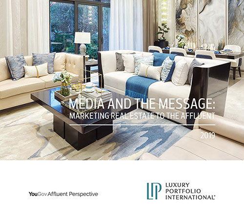 Les médias et le message : Marketing immobilier auprès des personnes fortunées (2019)