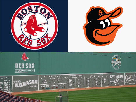 Red Sox Opening Day 2016 - Four Tickets