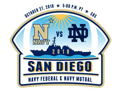 6-Tickets to Notre Dame vs. Navy Football Game at SDCCU Stadium