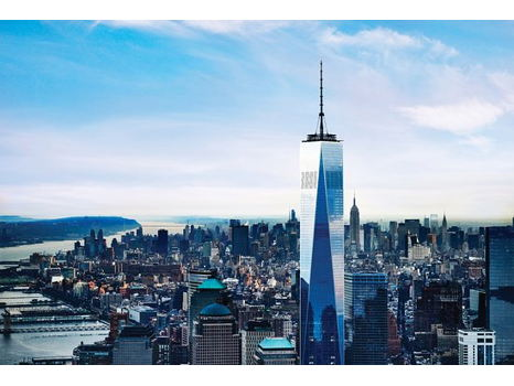 Four Tickets to One World Observatory