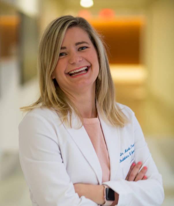 Dr. Marta Perez OB-GYN OBGYN postpartum maternal health