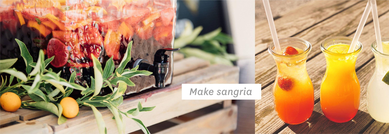 Make sangria