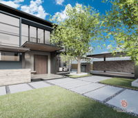 five-by-rizny-sdn-bhd-modern-malaysia-selangor-exterior-3d-drawing