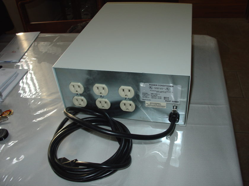 PowerVar  ABC-1200-11 Power Conditioner,12Amp.