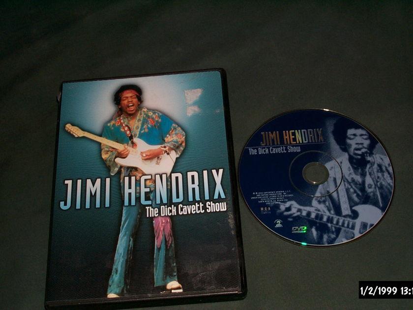 Jimi Hendrix - The Dick Cavett Show DVD NM