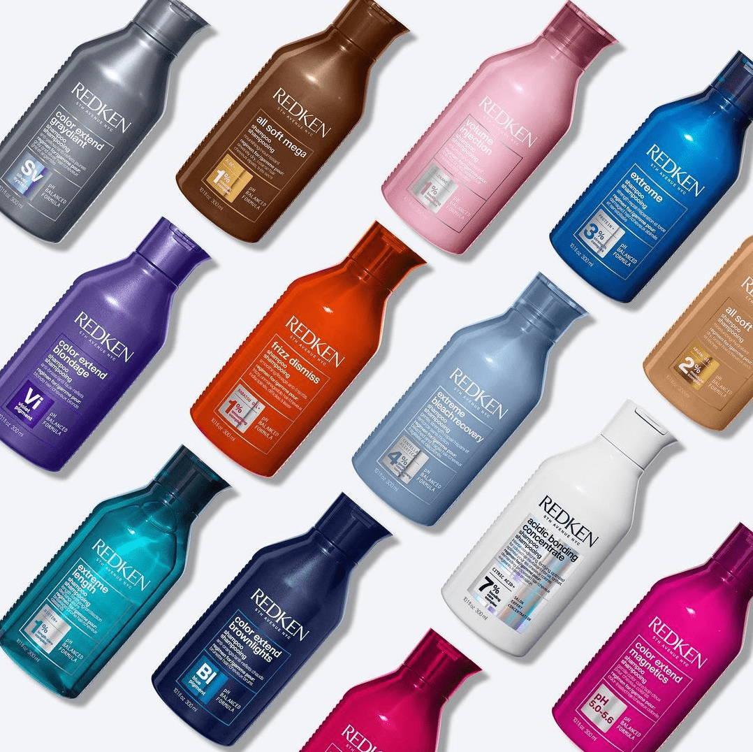 New Redken Packaging | Redken | retailbox.co.za