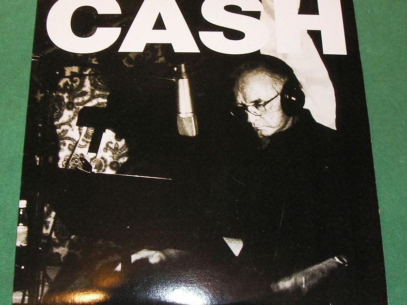 """JOHNNY CASH  """"AMERICAN V: A HUNDRED HWYS"""" - 2006 LOST HIGHWAY 180 GRAM PRESS *** NM 9/10 ***"""