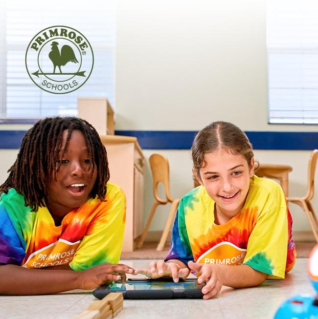 Primrose School age, Primrose at the Park, Primrose Morrisville, Summer Camp