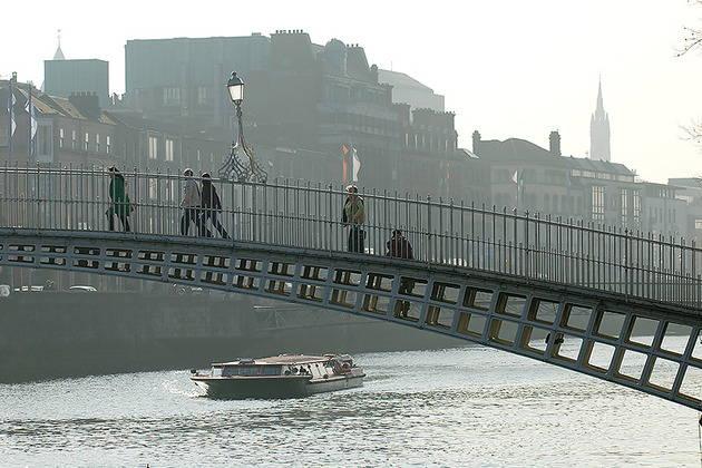 Обзорная экскурсия по Дублину