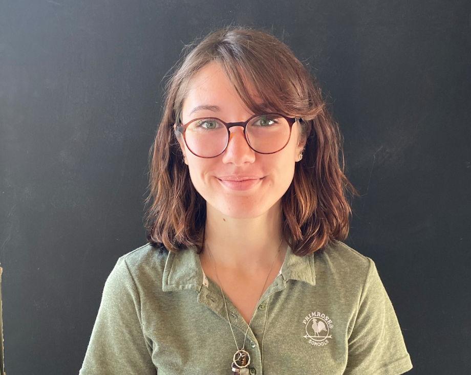 Ms. Tristin Vail , Preschool 1 Lead Teacher