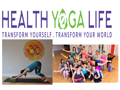 Health Yoga Life Membership Package
