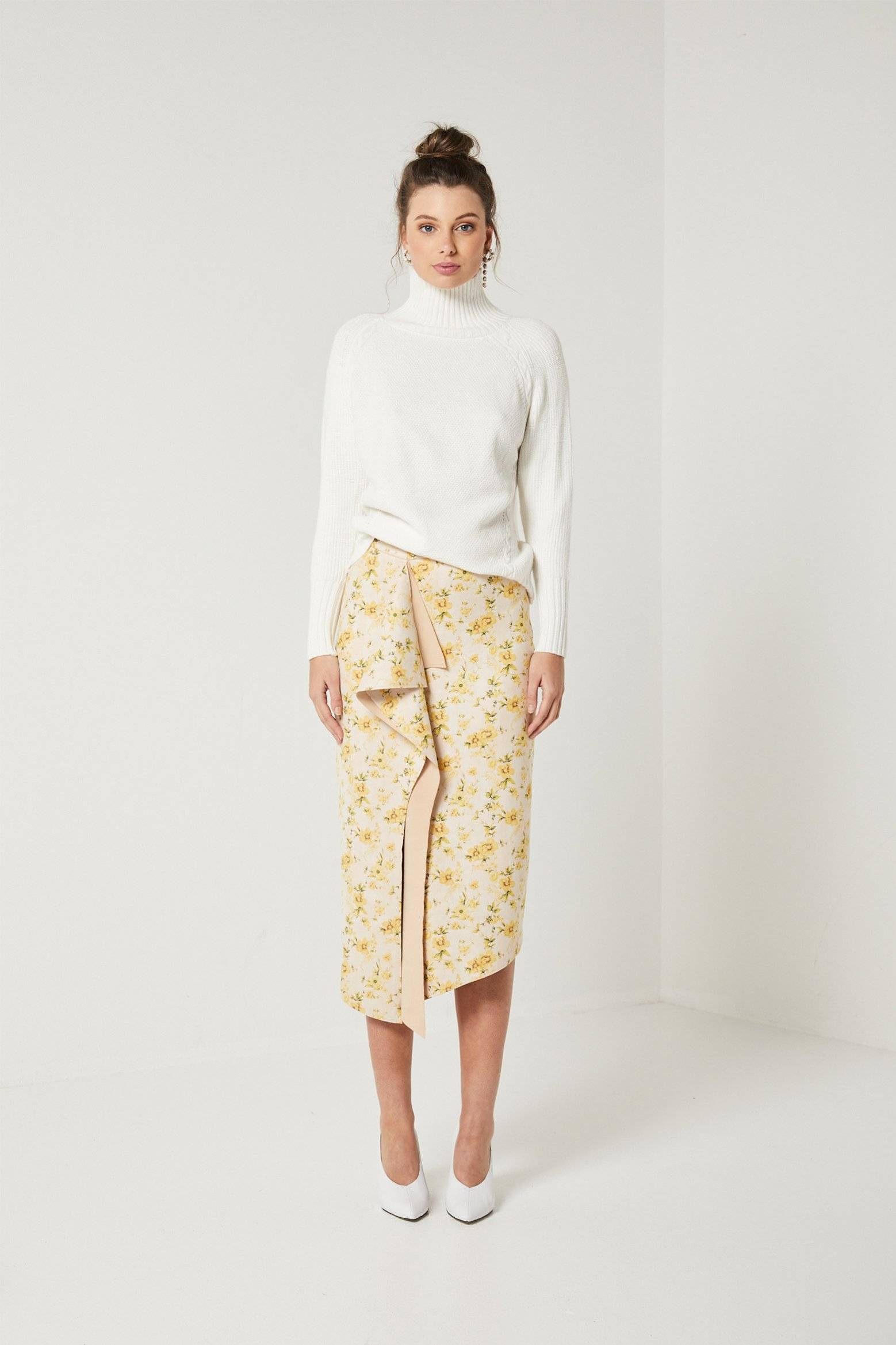Elliatt Magnolia Skirt