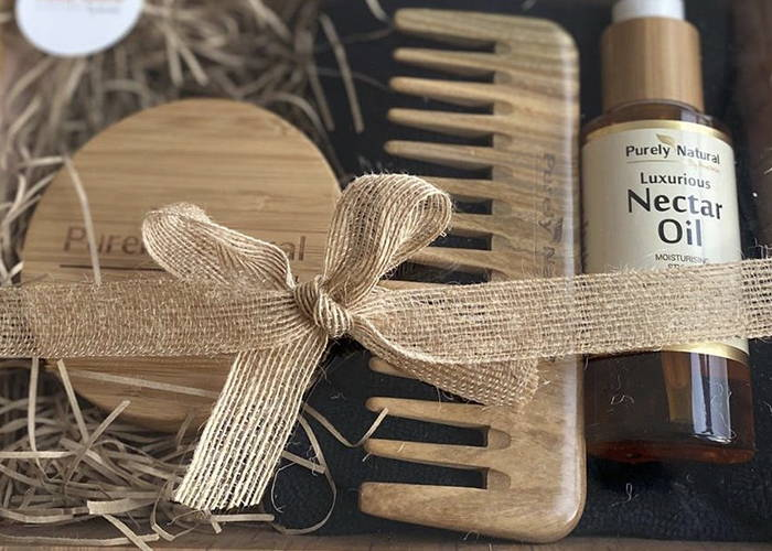 Bespoke Hamper from Purely Natural by Anastasia