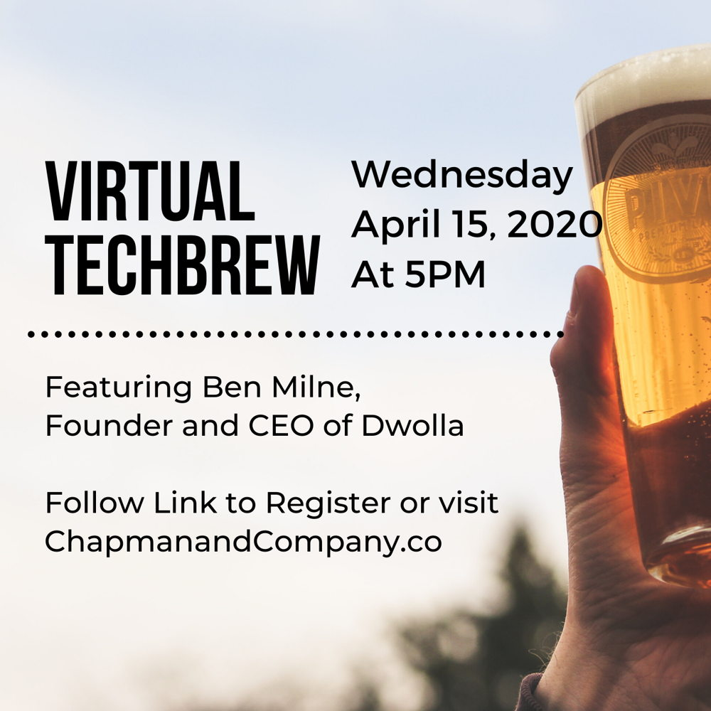 Picture of TechBrew is a free, casual networking event for entrepreneurs, educators, technologists, business people, and government professionals.