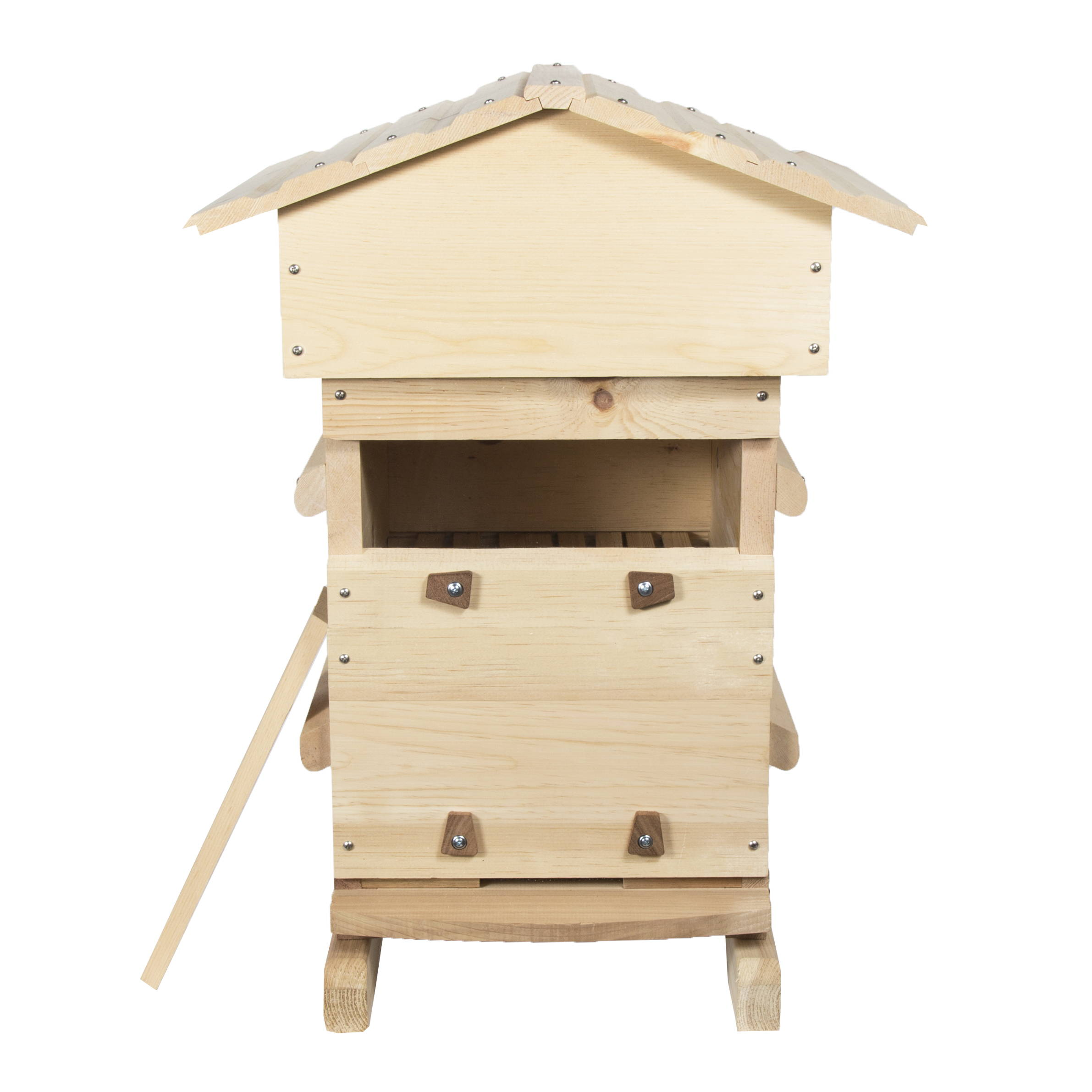 Beehive and Frame Assembly Instructions
