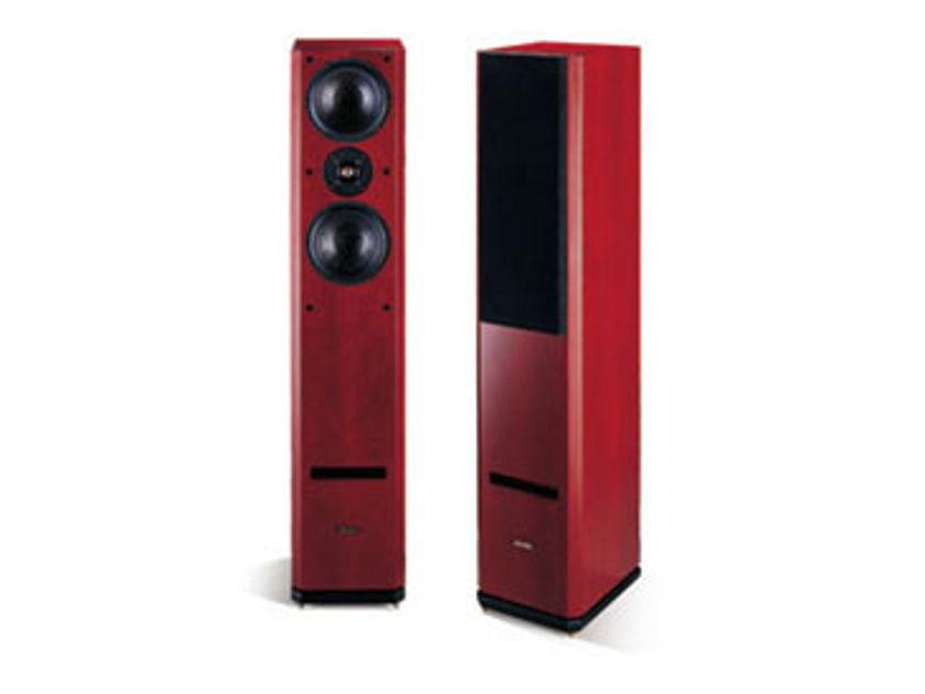 Usher Audio V-604 Floorstanders superb speakers