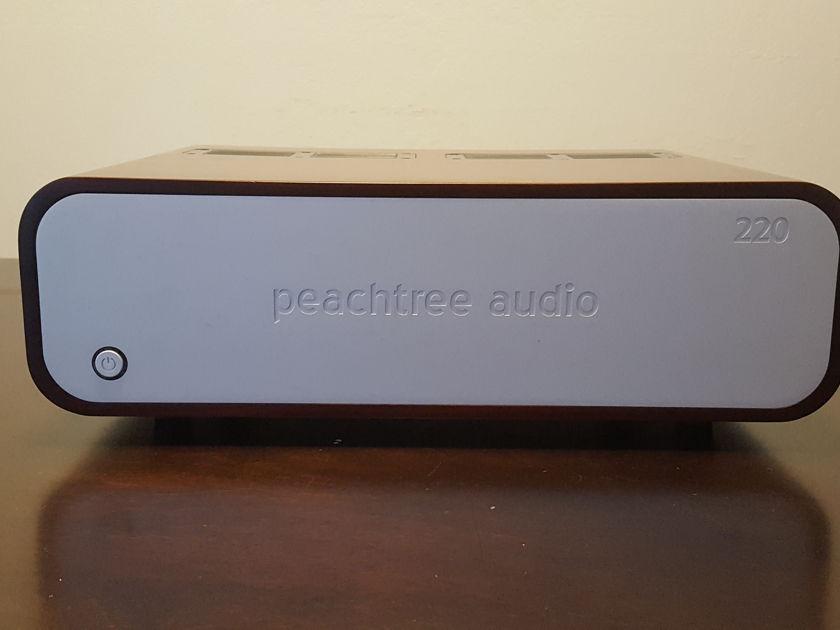Peachtree Audio 220 - Rosewood