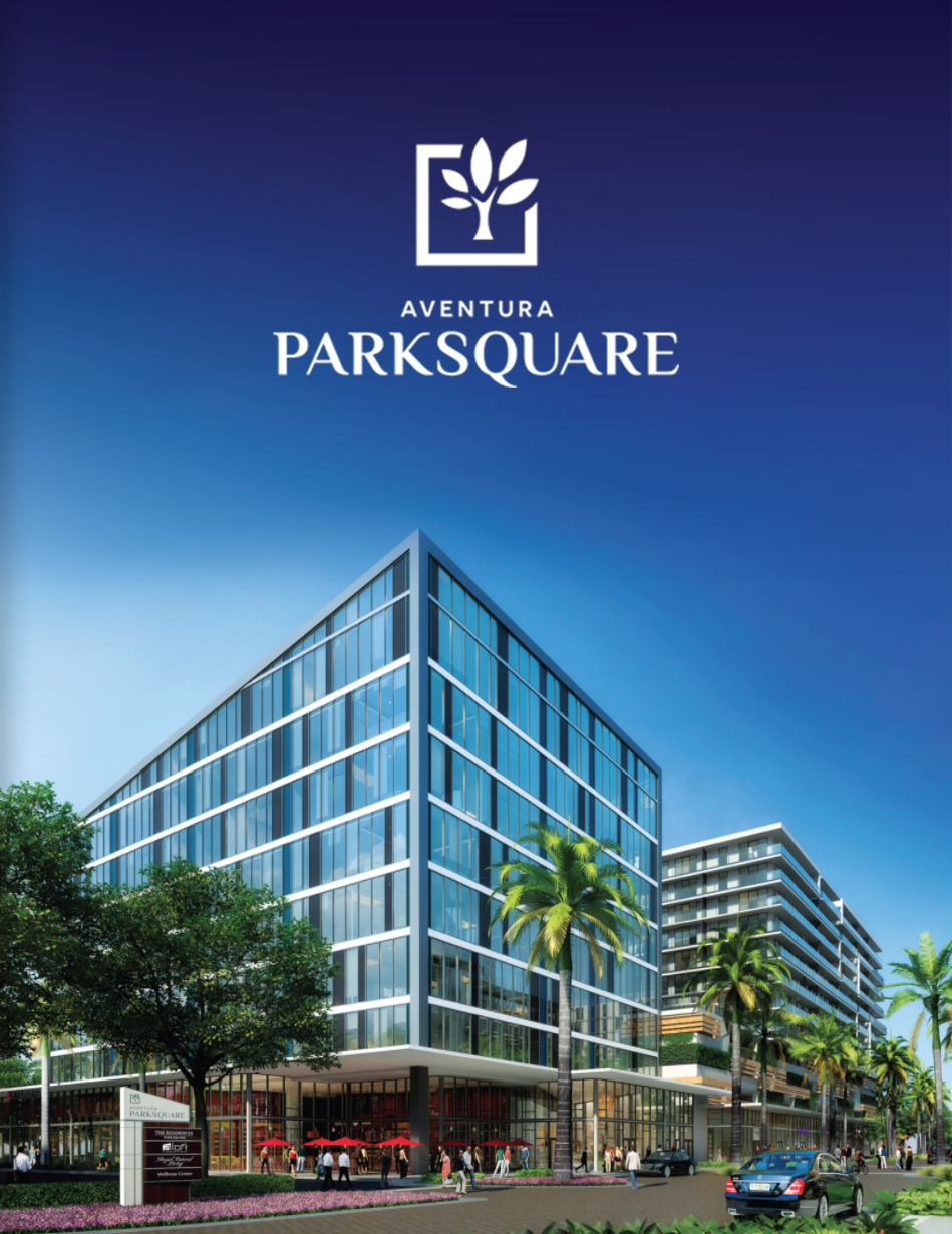 skyview image of Aventura ParkSquare
