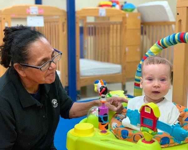 Mrs. Melton , Young Infant Teacher Assistant