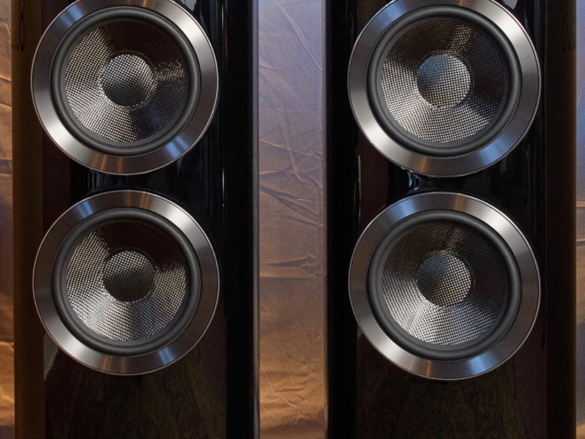 Bowers and Wilkins 803 D3 Pair - Gloss Black