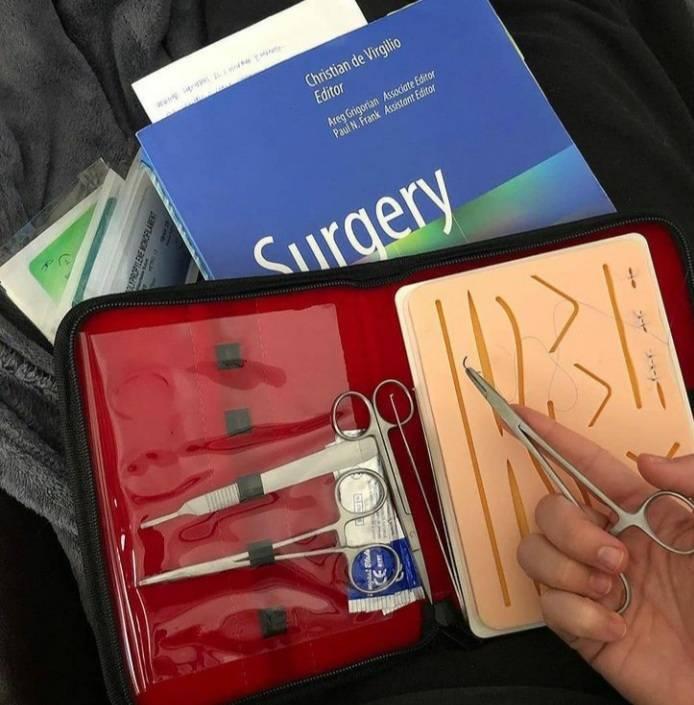 surgery pad