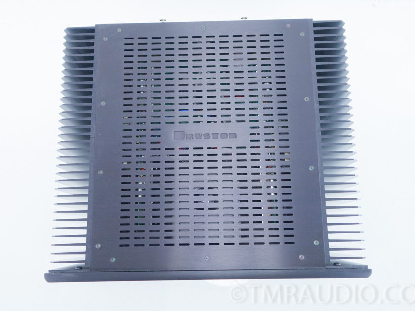 Bryston 4B SST2 Power Amplifier; 19 yr. Warranty (9841)