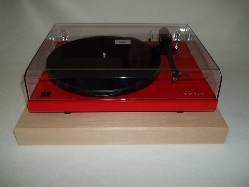 fox audio Equipment Solid kiln dried Maple Platforms