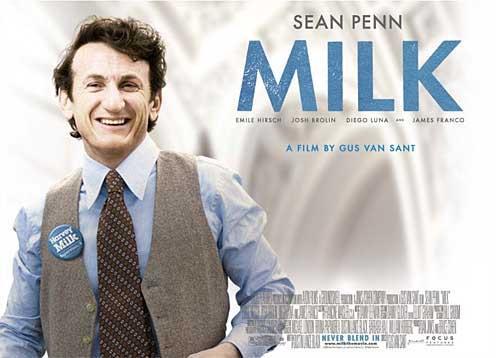 Milk by Gus Van Sant
