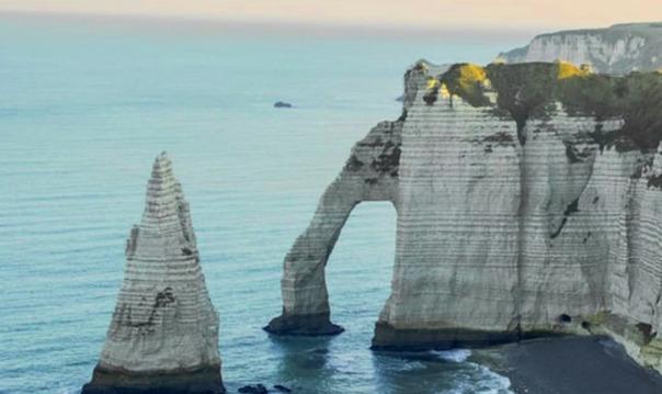 Руан-Онфлёр-Этрета - жемчужины Нормандии