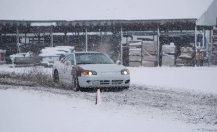 IA Region January 2018 Rallycross near Vinton