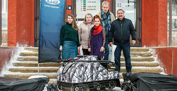 «Радио Родных Дорог» наградило победителей викторины «Будь первым!» - Новости радио OnAir.ru