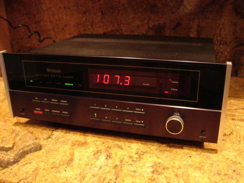 McIntosh 7082 AM/FM Tuner