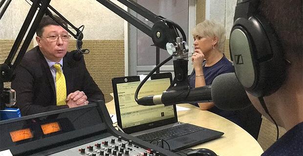 Первая билингвальная программа вышла на «Марий Эл Радио» - Новости радио OnAir.ru