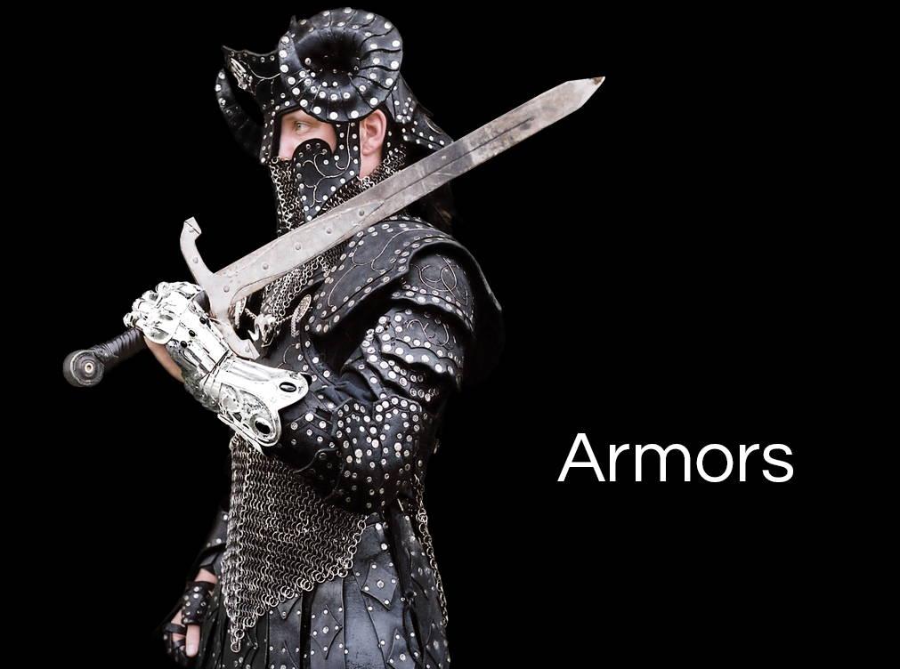 Yves Lemay Armors banner