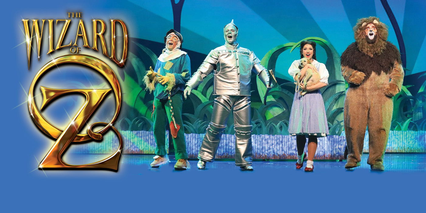 The Wizard of Oz at the Shubert Theatre