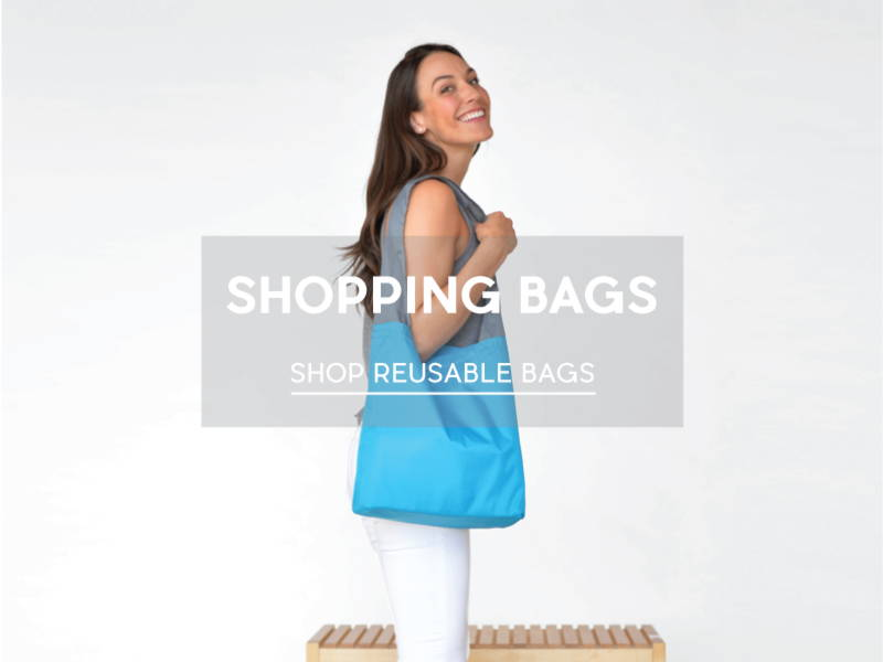 reusable tote bags shopping bags backpacks