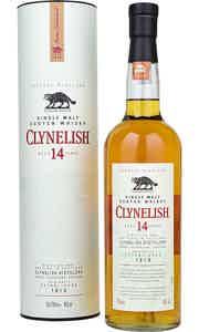 Clynelish 14yo single malt whisky