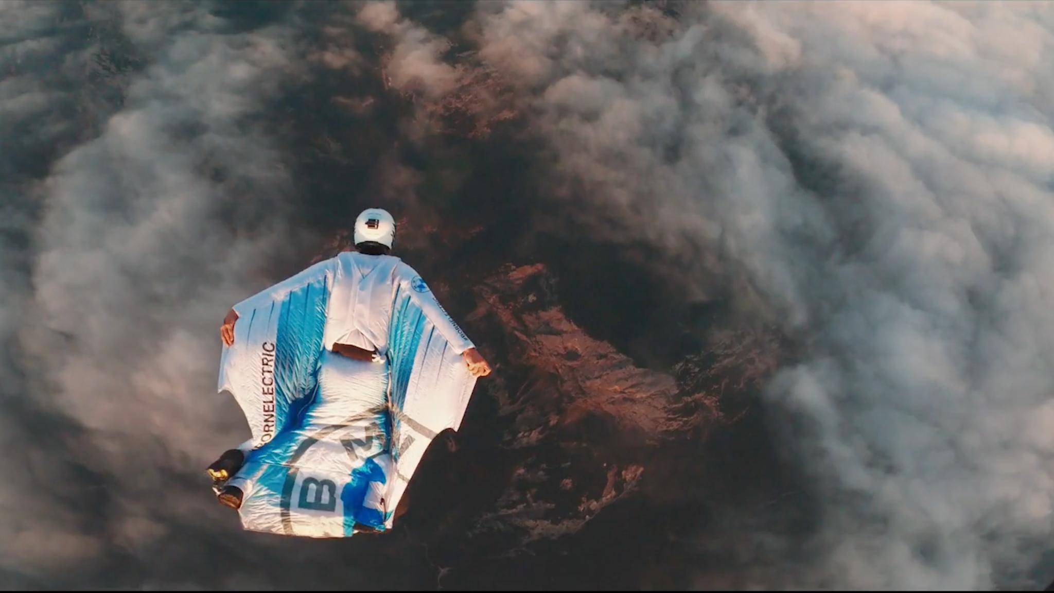 BMW iX3, The Electrified Wingsuit