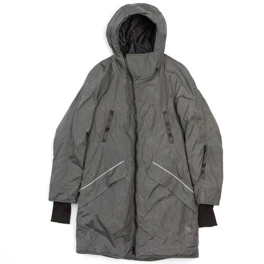 Куртка парка Koen Grey
