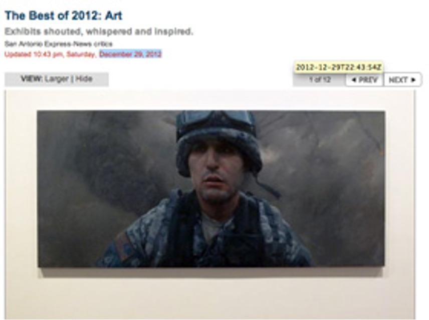 Art, Best of 2012