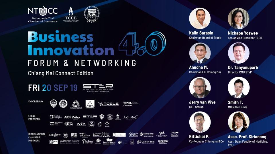 Business Innovation 4.0