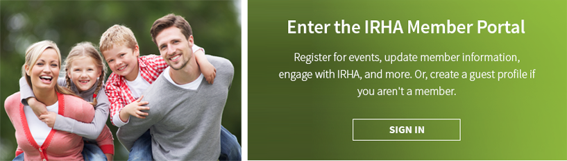 Sign In to member portal button