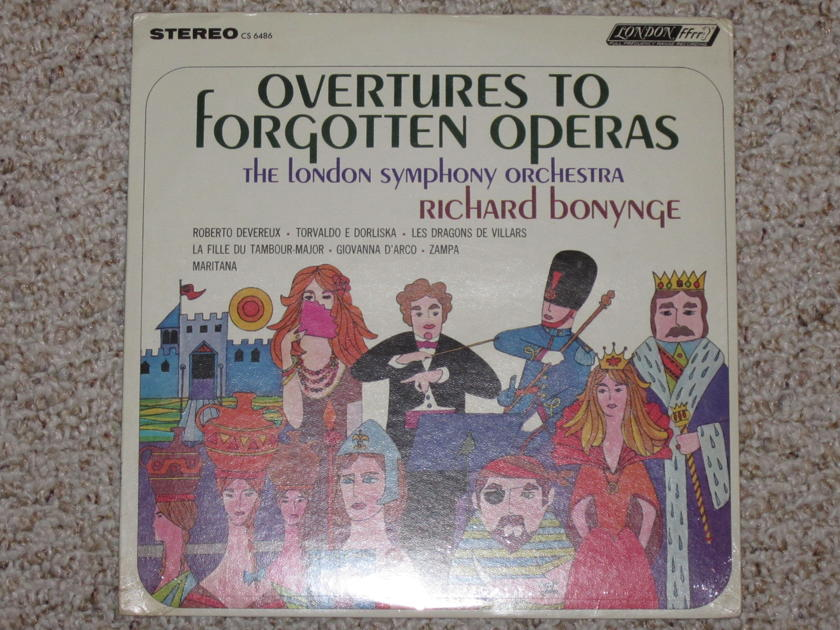 London (Sealed) - CS 6486 Overtures to Forgotten Operas