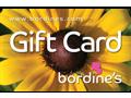 Bordine's Gift Card