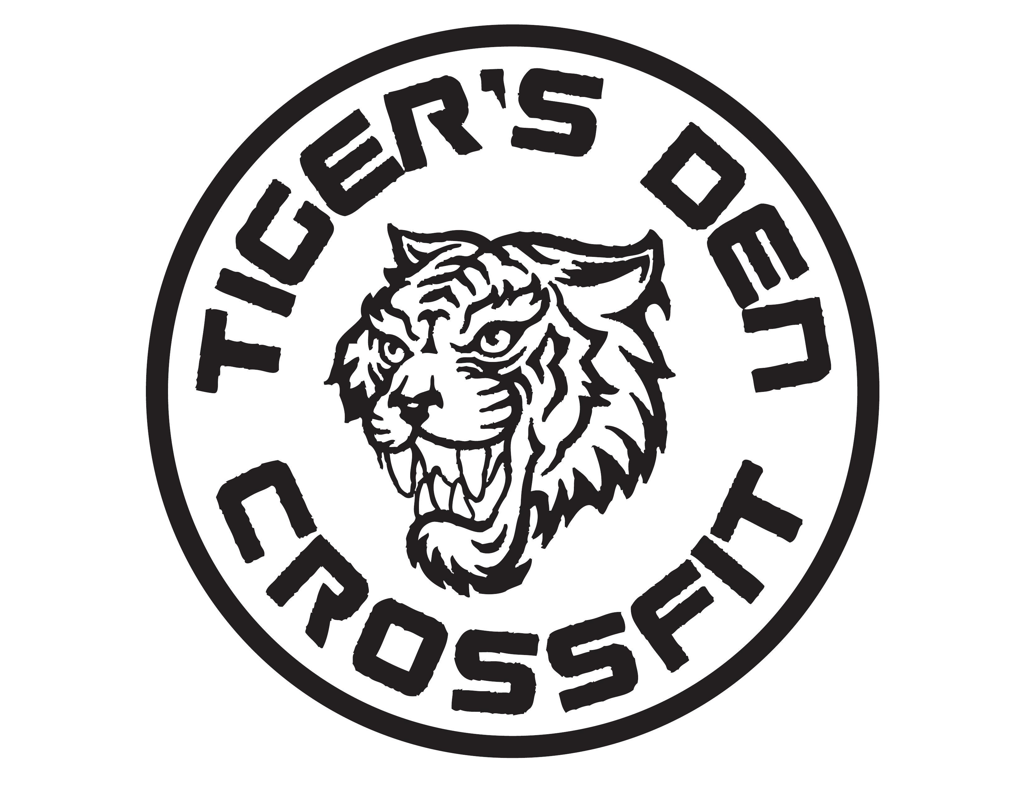 Tiger's Den CrossFit logo